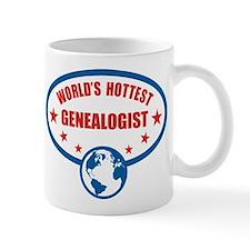 Worlds Hottest Genealogist Mug