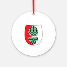 AUGSBURG Ornament (Round)