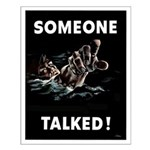 Someone Talked Small Poster
