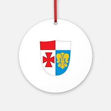 AUGSBURG KREIS Ornament (Round)