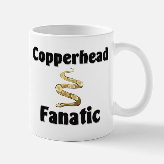 Copperhead Fanatic Mug