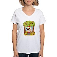 Fall Pug Shirt