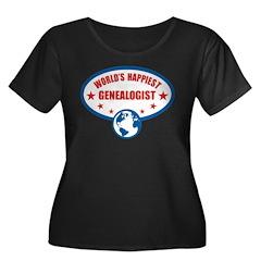 Worlds Happiest Genealogist T