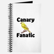 Canary Fanatic Journal