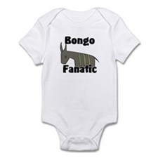 Bongo Fanatic Infant Bodysuit