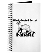 Black-Footed Ferret Fanatic Journal