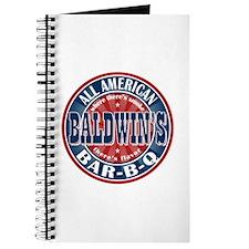 Baldwin's All American BBQ Journal