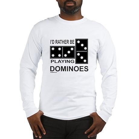 DOMINO Long Sleeve T-Shirt