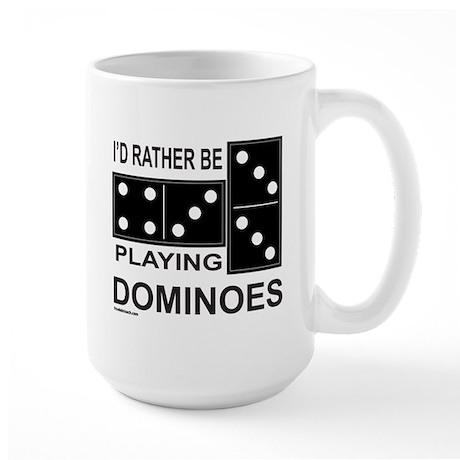 DOMINO Large Mug