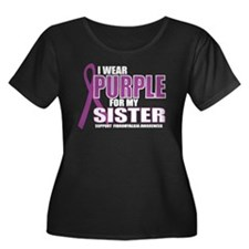 Fibromyalgia:Purple for Sister T