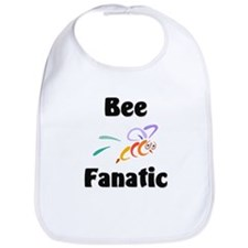 Bee Fanatic Bib