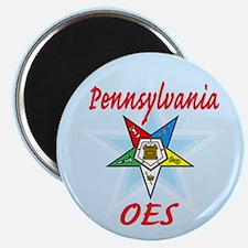 Pennsylvania Eastern Star Magnet