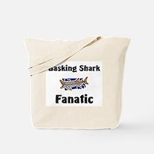 Basking Shark Fanatic Tote Bag