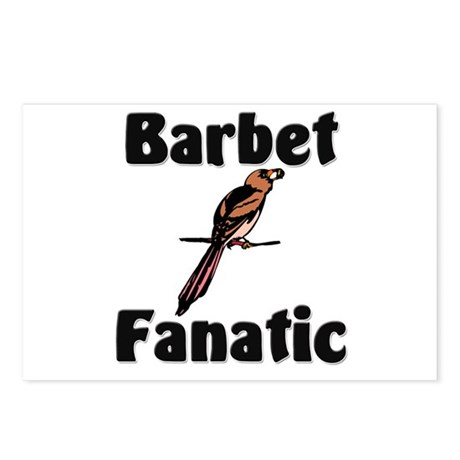 Barbet Fanatic Postcards (Package of 8)