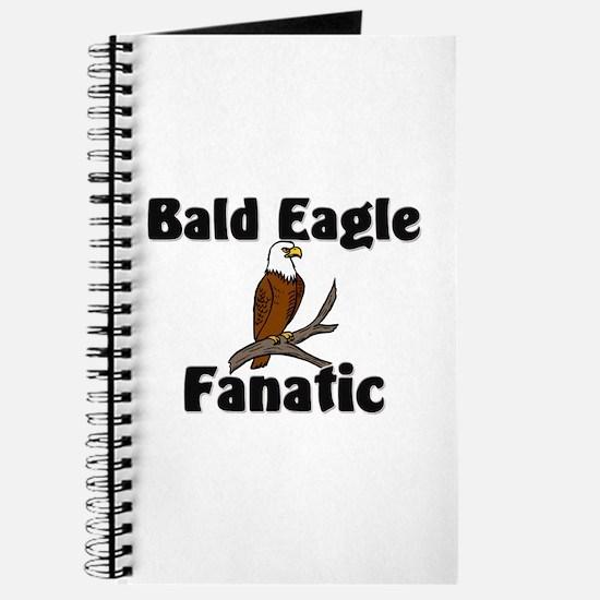 Bald Eagle Fanatic Journal