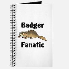 Badger Fanatic Journal