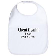 Cheat Death Bib