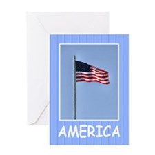 ...America 2... Greeting Card