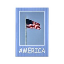 ...America 2... Rectangle Magnet