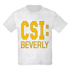 Personalized CSI Beverly T-Shirt