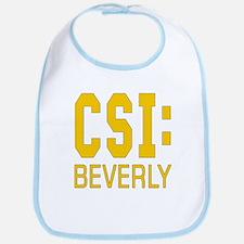 Personalized CSI Beverly Bib
