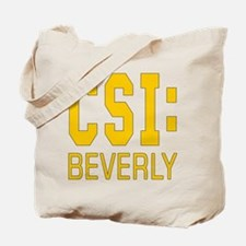 Personalized CSI Beverly Tote Bag