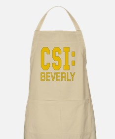 Personalized CSI Beverly BBQ Apron