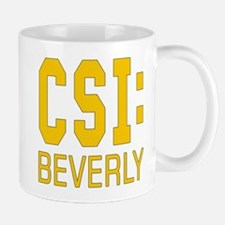 Personalized CSI Beverly Mug