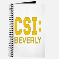 Personalized CSI Beverly Journal