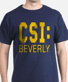 Personalized CSI Beverly T-Shirt