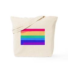 Funny Gay lesbian bi transgender Tote Bag