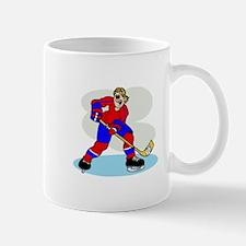 Hardcore Hockey Girl Mug