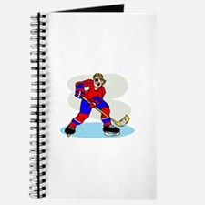 Hardcore Hockey Girl Journal