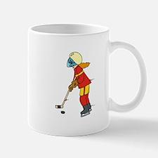 Girl Ice Hockey Player Mug