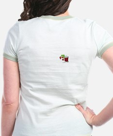 """Little Gourmet"" Ringed Tee by Sophie Turrel"