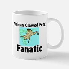 African Clawed Frog Fanatic Mug