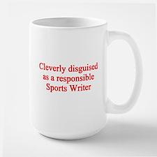 Sports Writer Mug