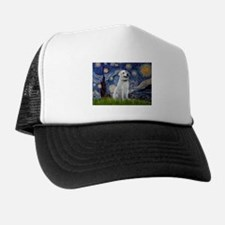 Starry Night & Anatolian Trucker Hat