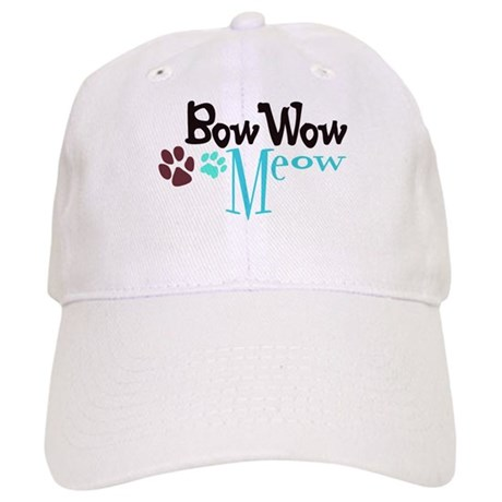 Bow Wow Meow Cap