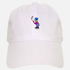 Ice Hockey Chick Baseball Baseball Cap
