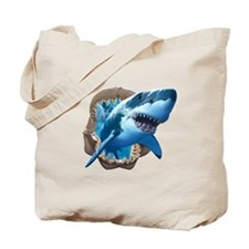Great White 1 Tote Bag