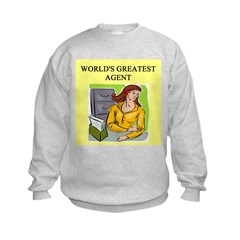 greatest agent Sweatshirt