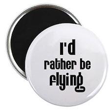 I'd rather be Flying Magnet