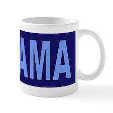 Baby/Dark Blue NOBAMA Mug