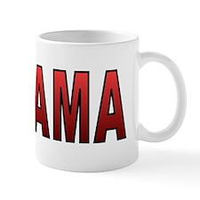 Glossy Red NOBAMA Mug