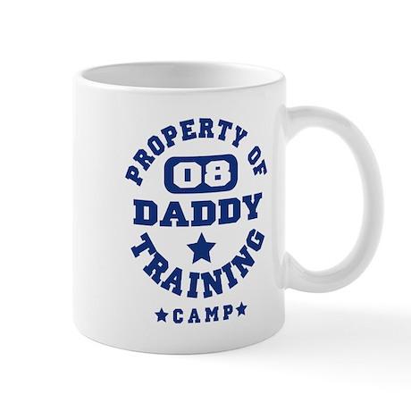Daddy Training Camp 08 Mug