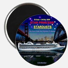 StarDUSTS Logo- Magnet