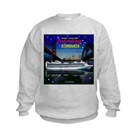 StarDUSTS Logo- Kids Sweatshirt