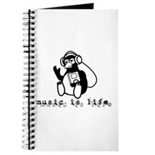 Music Is Life Journal