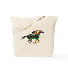 Horseback Ride Tote Bag